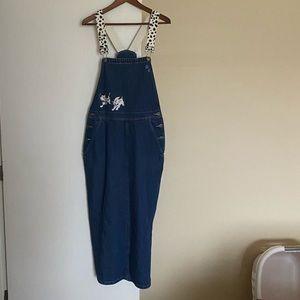 Disney Dalmatian Denim Dress